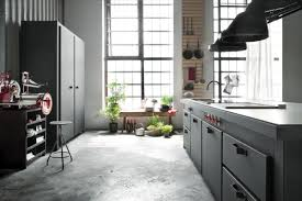 Loft Kitchen Ideas Apartment Loft Kitchen This Inspiring Industrial Loft Apartment