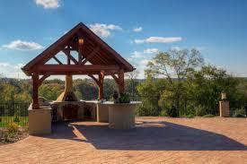 what is a pavilion byler barns