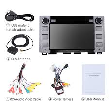 inch android 6 0 hd 1024 600 touchscreen radio for 2014 2015 2016