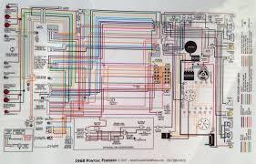 1968 camaro wiring diagram carlplant