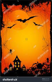 halloween background invitation stock vector 39575989 shutterstock