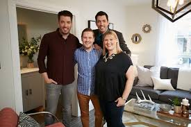 hgtv property brothers the property brothers take this vintage home from drab to dream