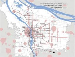 Trimet Max Map Historic Preservation Unusual Artifacts And The Big Preservation