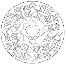 12 mandalas images coloring drawings