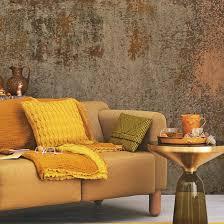 ochre and gold living room modern living room ideas living