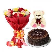 birthday gift birthday gift order online flowers and cake