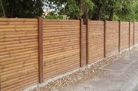 cloture jardin bois cloture achat et devis pour votre clôture nature bois concept