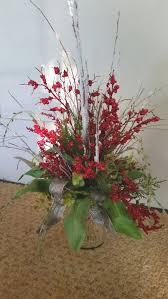 393 best christmas centerpiece arrangements images on pinterest