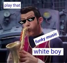 Saxophone Meme - funky meme tumblr