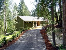 Efficient Home Designs by Natural And Energy Efficient House Design On Bainbridge Island