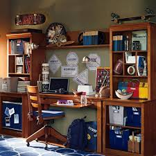 study interior design concept teak wood study table furniture ideas minimalist interior