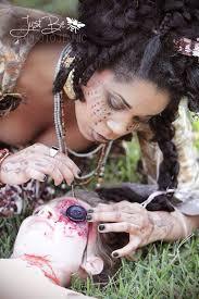 Voodoo Queen Halloween Costume Voodoo Queen Makeup Images U0026 Pictures Nearpics Halloween