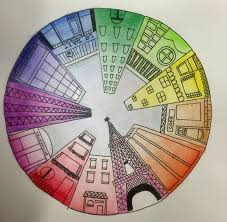370 best color wheels images on pinterest color theory colors