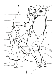 snow white coloring book the snow queen coloring pages