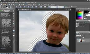 cutting out objects paint shop pro photo x2 ultimate youtube