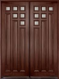 Modern Wood Door Warm Wooden Entry Doors Wood Furniture