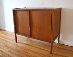 Slide Door Cabinet Sliding Door Cabinet Mid Century Modern Picked Scenic Pictures