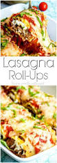 Lasagna Recipe Cottage Cheese by Lasagna Roll Ups Recipe Cottage Cheese Recipes Easy Lasagna