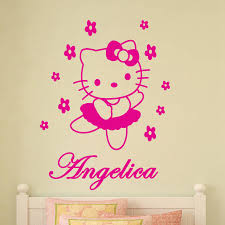 Wall Stickers For Girls Room Popular Personal Wall Decals Buy Cheap Personal Wall Decals Lots