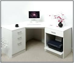 Ikea Corner Desk With Hutch Desk Wonderful Captivating White Corner Furniture Borgsj Within