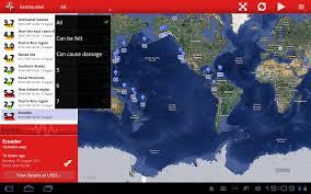 Eq2 Maps Galaxy Tab Blog Sky Maps és Earthquake Bemutató Prohardver