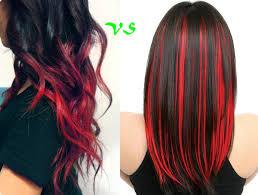 Frisuren Lange Haare Rot by Trendfrisur 2013 Ombre Hair Und Strähnchen Highlights
