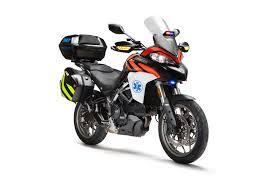 ducati motocross bike ducati multistrada 950 emt motorcycles a 1st for pikes peak hill