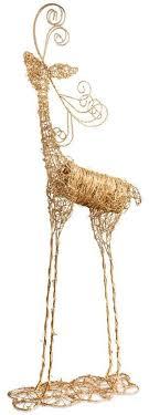 25 einzigartige outdoor reindeer lights ideen auf
