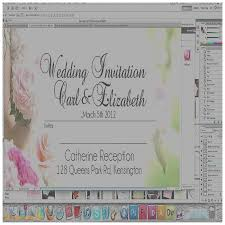 Wedding Invitation Software Wedding Invitation Awesome Wedding Invitation Creator Software