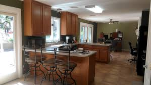 100 best paint colors for kitchens with oak cabinets