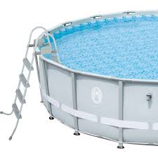 Intex Metal Frame Swimming Pools Amazon Com Coleman 18 U0027 X 48