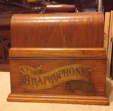 Rca Victrola Record Player Cabinet Collectible Edison Phonographs Ebay
