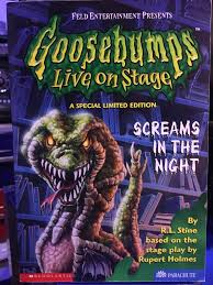 the 2nd rarest goosebumps book horror amino