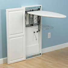wall mount ironing board cabinet white uncategorized wall mount ironing board in finest white ironing