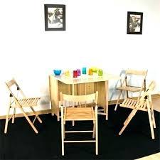 table de cuisine pliante avec chaises chaise et table pliante table de cuisine pliante avec chaises