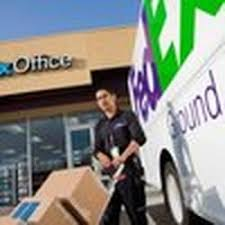 fedex ship center couriers delivery services 3340 e