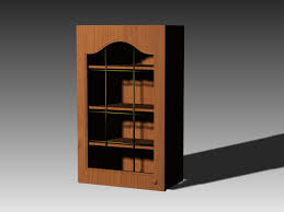 antique kitchen cupboard 3d model 3dsmax 3ds autocad files free