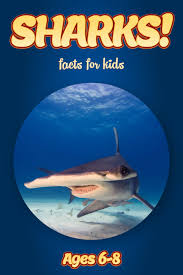 buy sharks sharks for kids sharks fact book with amazing shark