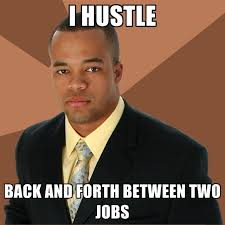 Meme With Two Pictures - successful black man memes create meme