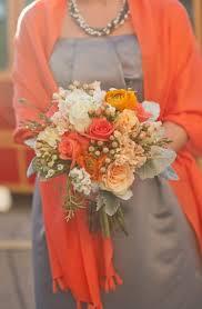 wedding flowers queanbeyan bouquet colors fall flower flowers grey orange