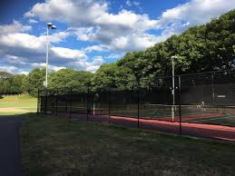 lighted tennis courts near me 14 places to play tennis in boston boston magazine