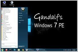 gandalf u0027s windows 7 pe x86 musings of an it pro