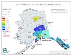 Colorado Snowpack Map Drought April 2013 State Of The Climate National Centers For