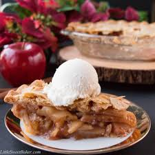 Crustless Pumpkin Pie Recipe South Africa by Easy Homemade Apple Pie Video Little Sweet Baker