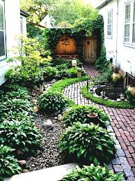 Backyard Ground Cover Ideas Backyard Ground Cover Option Simple Landscaping Ideas Around House