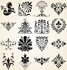 decorative ornaments design elements vector 982744 jpg 380 400