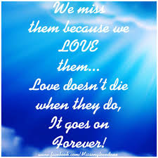 thanksgiving message to my love missing loved ones home facebook