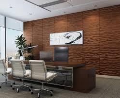 Decorative Glass Wall Panels Pvc Office Wall Panels With Brown Color Wall Panels And Glass