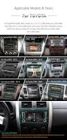 cam android 6 0 gps navigation navi dvd player radio stereo quad
