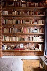 Bookcase Clips Best 25 Industrial Bookshelf Ideas On Pinterest Diy Industrial